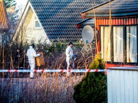 I dag er det på dagen to år siden en 35 år gammel syrisk familiefar drepte sin kona på brutalt vis i familiens hjem på Borgenhaugen. I dag ble han også varetektsfengslet i nye åtte uker av Sarpsborg tingrett.