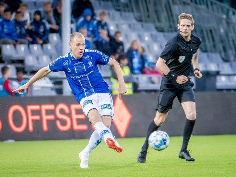 HJEMME IGJEN: Midtbanespilleren Matti Lund Nielsen fortsetter fotballkarrieren i Hvidovre i Danmark.