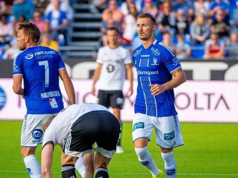 FORLATER S08: Mario Pavelic har spilt sin siste kamp for Sarpsborg 08.