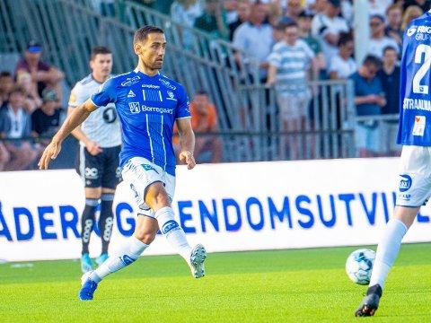 I troppen: Mate Males er skadefri og treneruen har valgt å ta ham med i troppen til kampen mot Tromsø.