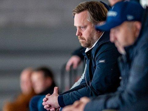 BEKYMRET: Daglig leder Henning Svendsen er bekymret for Spartas framtid på elitenivå i Norge hvis de ikke henger med på anleggssiden.