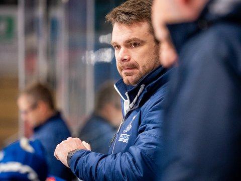 På utgående kontrakt: Anders Gjøse har i to år vært assistenttrener i Sparta. Han bekrefter over FB at det har kommet en invitasjon til dialog fra Stjernen, men at det senere har blitt stille. Gjøse er på utgående Sparta-kontrakt.
