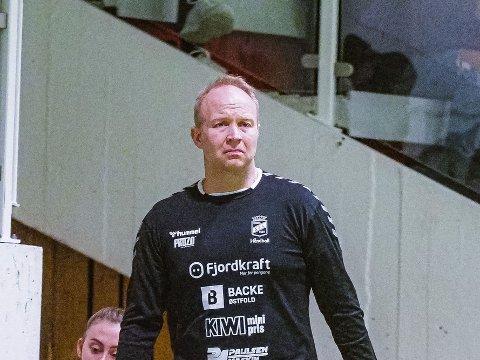 POSITIV: Michael Thomsen er positiv til en nytt samarbeid på guttesiden som er forankret i hele Østfold.