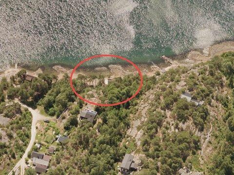 Denne eiendommen er nå solgt for 9,7 millioner.