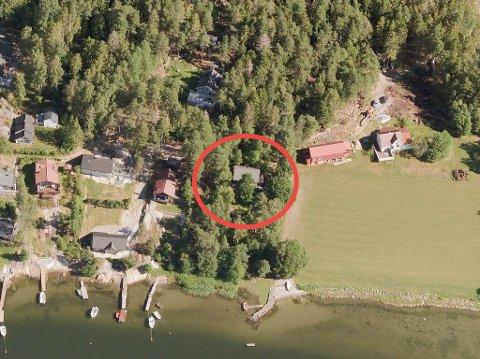 Denne eiendommen er solgt for 8,4 millioner.