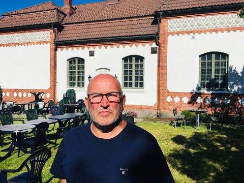 Mot normalt? Gleng-leder Pål Antonsen håper å kunne gi et tilnærmet normalt kulturtilbud i Glenghuset gjennom høsten.
