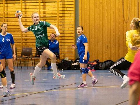 FRAFALL: SIL-kaptein Emilie Benedikte Refstad frykter stort frafall fra håndballen.