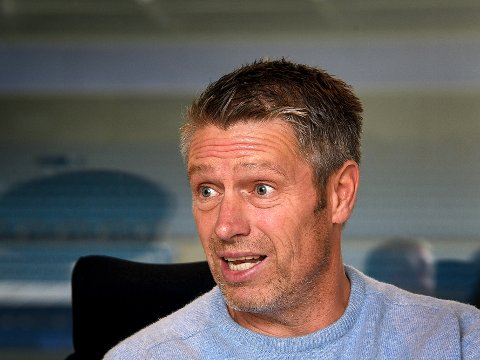 TROPP: Sportssjef Thomas Berntsen og Sarpsborg 08 er ikke ferdighandlet ennå.