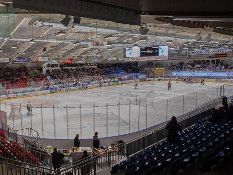 Veldig viktig: En ny Sparta Amfi er eneste løsning om Sparta skal henge med i toppen i norsk hockey.