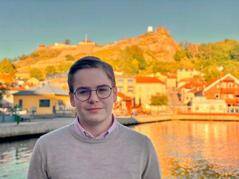 Simen Murud Gundersen svarer på innlegget til André Miguel Nordvik. (Foto: Ole Marius Staal Torvmark)