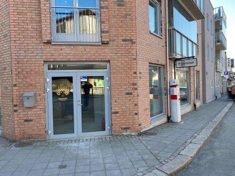 TANNLEGE: I disse lokalene skal Tannfeen åpne klinikk i Sarpsborg.