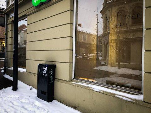 Specsavers i gågata pusser opp og vil åpne igjen torsdag 4. mars med splitter nytt lokale.