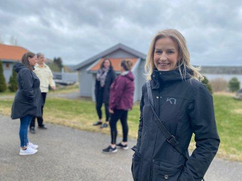 MÅ INVESTERE: Stortingsrepresentant for Østfold Arbeiderparti, Elise Bjørnebekk-Waagen, mener at problemet med ufrivillig deltid må være en politisk prioritering. Hun er glad for at Sarpsborg nå tråkker opp løypa.