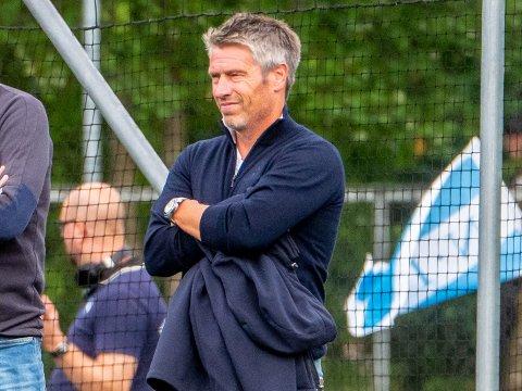 MIDTBANESPILLER: Thomas Berntsen har en sentral midtbanespiller øverst på ønskelisten.