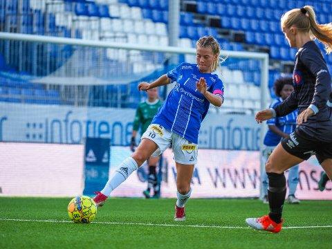 Tilbake: Camilla Ek Bønøgård er tilbake i Sarpsborg 08.