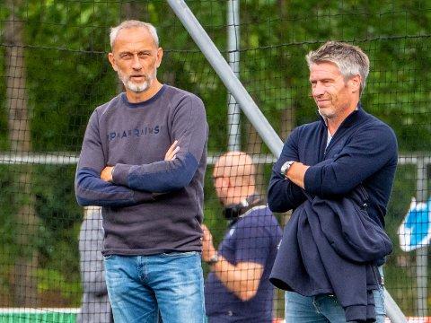 Sportssjef Thomas Berntsen sier det er for tidlig å snakke om Lars Bohinens arvtaker.  Foto: Jesper Malthus-Andersen