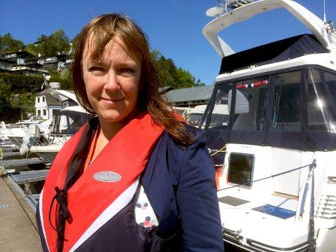 Heidi Tofterå Slettemoen er kommunikasjonssjef i Frende.
