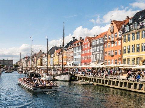 Du treffer mange nordmenn i København før jul.