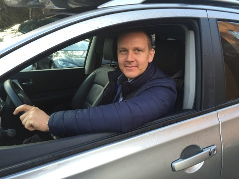 Roger Ytre-Hauge er fagsjef motor i Frende Forsikring.