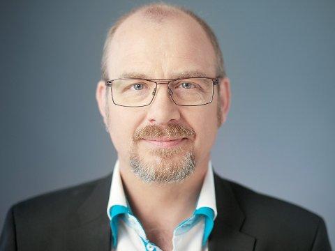 Thomas Nygaard er forlagssjef i Ordnett og Kunnskapsforlaget.