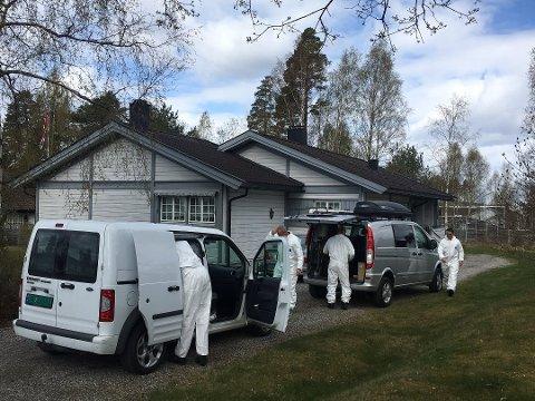 Politiet har gjennomført omfattende etterforskning i forbindelse med dødsvolden på Ørje. Saken er nå ferdig etterforsket og en påtaleinnstilling vil bli sendt til Statsadvokaten.