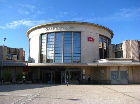 Makaveli Lindén ble pågrepet på togstasjonen i Dijon, øst i Frankrike tirsdag 23. oktober.