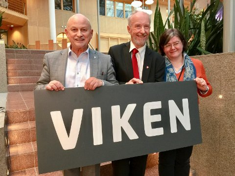 Vikenvalg: To av de tre fylkesordførerne fra Buskerud, Østfold og Akershus stiller til valg.Fra venstre: Roger Ryberg fra Buskerud (Ap), Ole Haabeth (Ap) fra Østfold og Anette Solli (H) fra Akershus.