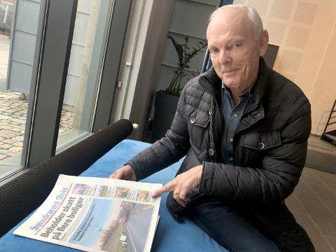 GODT RESULTAT: Trafikkskolen til Terje Sørby hadde et godt 2020.