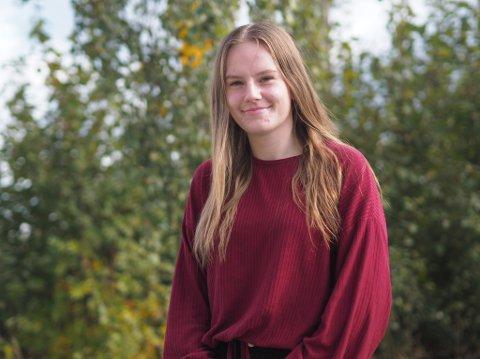 ANSETTER: Under 20-leder Marita Mosling Johansen ønsker flere engasjerte ungdommer med på lag.