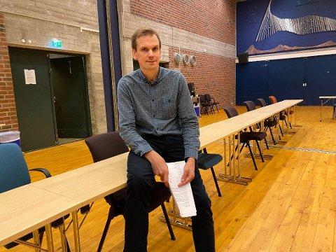 – HAR KONTROLL: Ordfører Theodor Bye (Sp) mener Marker har god oversikt på smittesituasjonen.