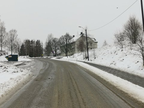 Ifølge Meteorologisk institutt vil det komme mellom 4 og 6 cm snø i morgen.