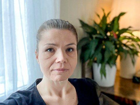 Korona-tiltak: Signe Kristoffersen og de andre moderatorene i fb-gruppa har satt i verk korona-tiltak.
