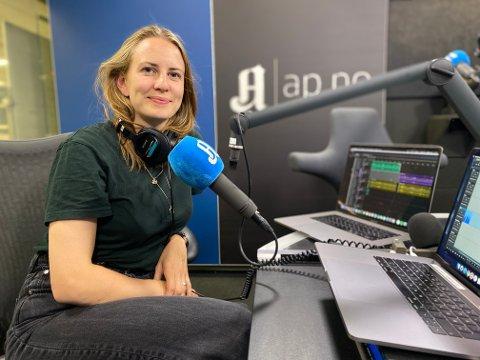 LANDET DRØMMEJOBB: Anne Lindholm (27) har tidligere jobbet i NRK og Radio Norge.