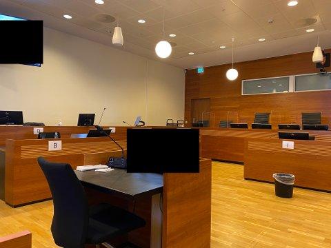 I RETTEN: I fire dager har syv dommere i Borgarting lagmannsrett lyttet på forklaringer, vitneutsagn og fått presentert bevis. Om to uker skal de avsi en dom.