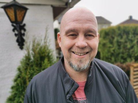 TV-TOLL: Steffen Eriksen (57) har etter hvert blitt et kjent ansikt gjennom sin deltagelse i realityserien «Tollerne»