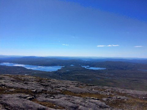 Nasjonalpark: Nasjonalparkstyret i Blåfjella-Skjækerfjella-Lierne nasjonalpark ønsker nå å opprette enda en forvalterstilling.