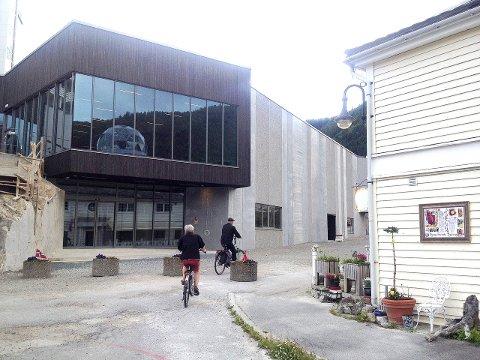 LØFT: Norsk reiselivsmuseum i Balestrand har uutnytta potensial, meiner styreleiar i musea, Ivar Kvalen. (Arkivfoto)