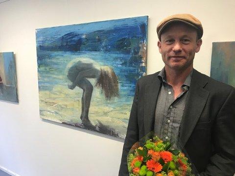 Årets festivalkunstnar Roar Kjærnstad