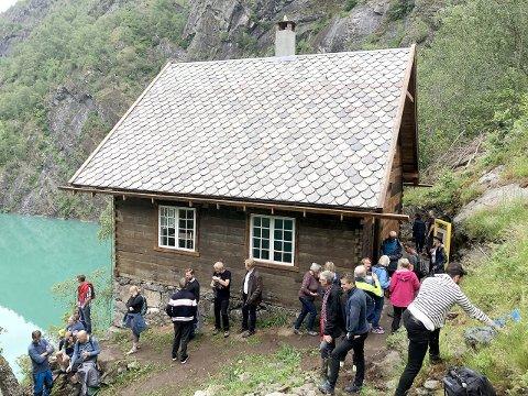 FREDING: Wittgenstein-huset vart opna sommaren 2019. No har Riksantikvaren freda huset.