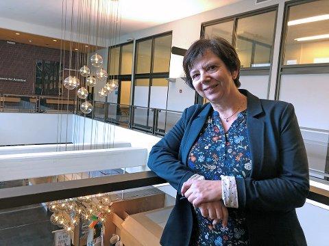 NY SØKNADSFRIST: - Me vil ha eit breiare grunnlag, seier Anne Kristin Kleiven, utviklingsdirektør i Helse Førde.