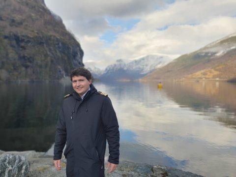 NEDTUR: – Målt i tal anløp er me neste år sett 20 år attende i tid – til tida då cruisekaien vart etablert, seier hamnesjef Tor Mikkel Tokvam.