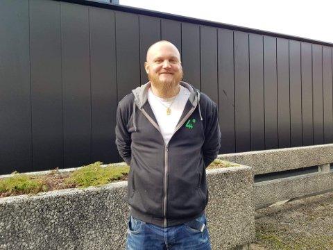 INVITERAR: Fylkesleiar Eirik Hortemo Vikøren meiner 4H har mykje godt å tilby både barn og vaksne.
