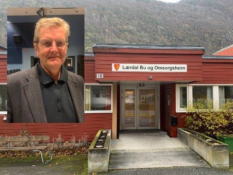 LEITT Å LESA: Jarle Offerdal (Ap) tykkjer det er leitt å lesa rapporten som mellom anna fortel at dei tilsette kjenner seg overvåka.