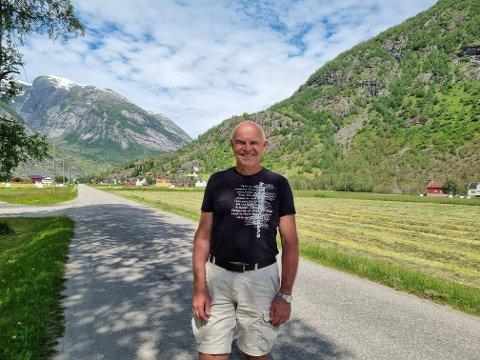 PETTER SMART: Veitastrondi har noko til felles med Andeby. Dei har nemleg sin eigen Petter Smart. Han heiter Nils Asbjørn Nes.