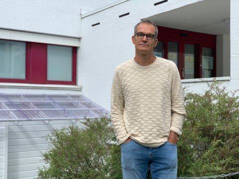 EIN NY SMITTA: Smittevernlege Bjarte Hove kan melda om ein ny smitta i Årdal.