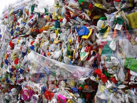 I fjor sorterte innbyggerne i Sola 171.000 kilo plast. Illustrasjonsfoto.