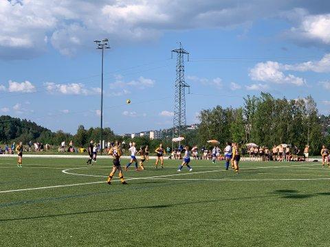 Havdur vartet opp med flott fotball og enkeltprestasjoner da de feide motstander Lille Tøyen av banen i den steikende sola på Ekebergsletta.