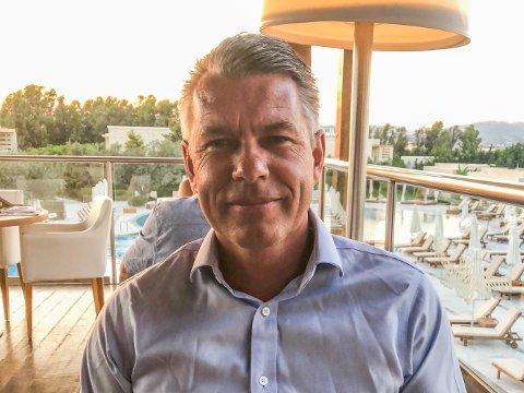 Dag Ydstebø er tech lead og aksjeeier i Cegal, hvor han sikret en solid inntekt i fjor.