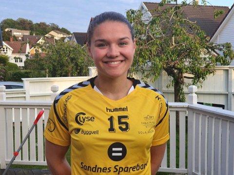 Maja Magnussen er nyeste tilskudd i Steffen Stegaviks Sola-lag.