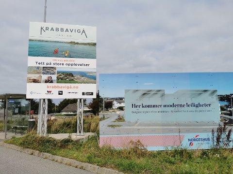 Flere boliger i prosjektet Krabbavigå er omsatt i februar.